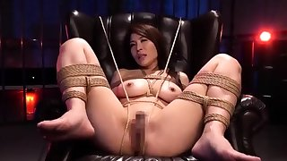 Bdsm femdoms charm ass toying