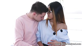 Teens Analyzed - Roxy Idle talk - Anal love with hot nubile
